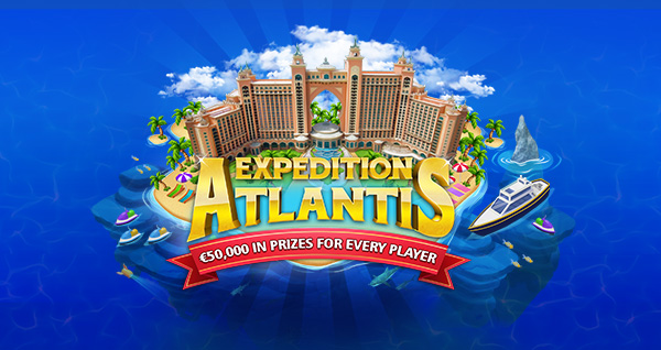 Expedition Adventure will have you rolling in cash and sipping on a Bahama Mama!
