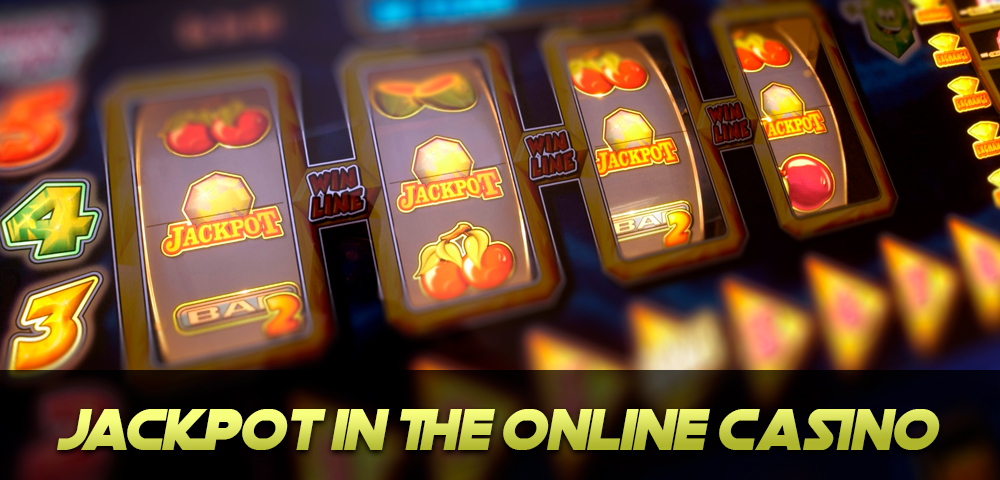 the jackpot in the online casino - Джекпот в онлайн казино
