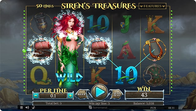 Sirens Treasures