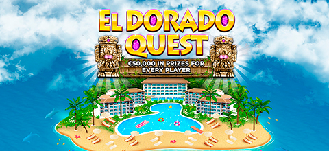El Dorado Quest is live at BitStarz - will you win a trip to Mexico and €50,000?