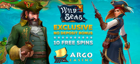 Exclusive No deposit bonus from Argo Casino