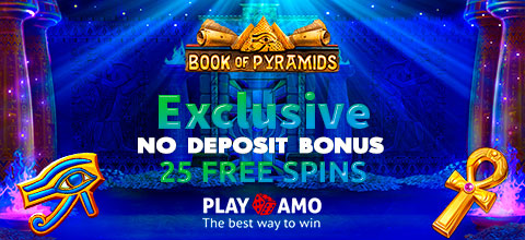 Exclusive No deposit bonus from PlayAmo Casino