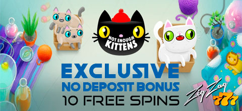 Exclusive No deposit bonus from ZigZag Casino