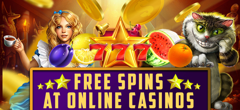 Free spins at online casinos