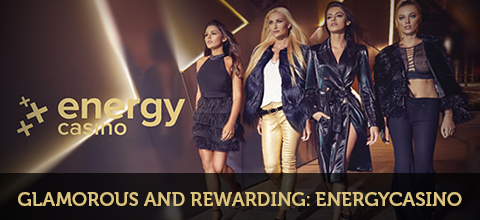 Glamorous and Rewarding: EnergyCasino