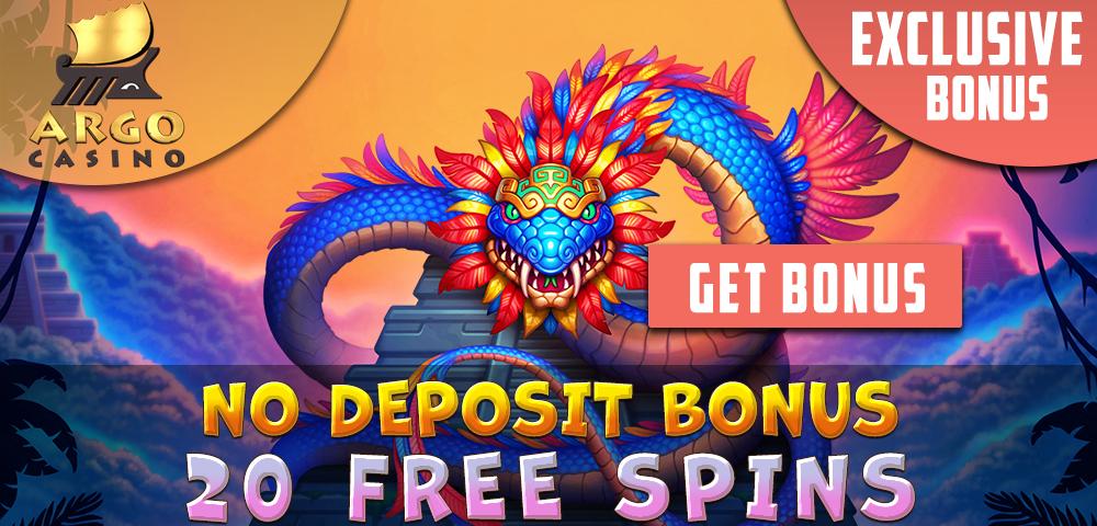 No Deposit Bonus at Argo Casino