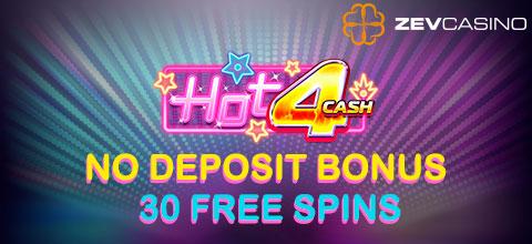 No Deposit Bonus at ZevCasino