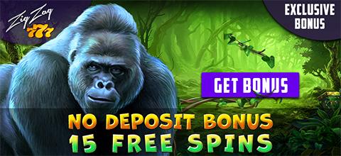 No Deposit Bonus at ZigZag777 Casino