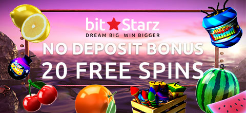 No deposit bonus from BitStarz Casino