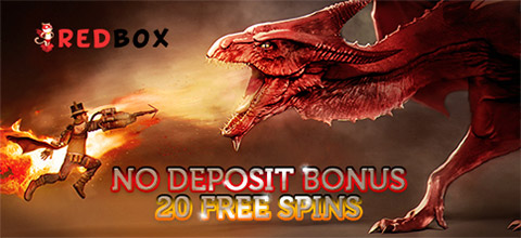 No deposit bonus from Red Box Casino