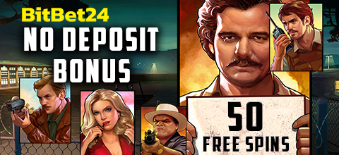 No deposit bonus in BitBet24 Casino