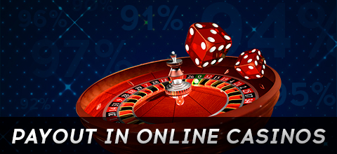Payout in online casinos