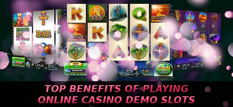 Reasons to Try Demo Slots at Web-Based Casinos