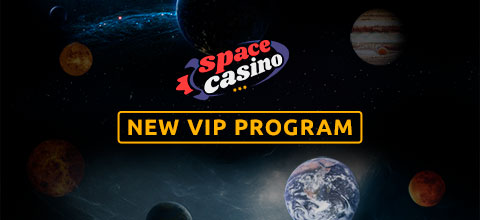 New VIP program at Space Casino