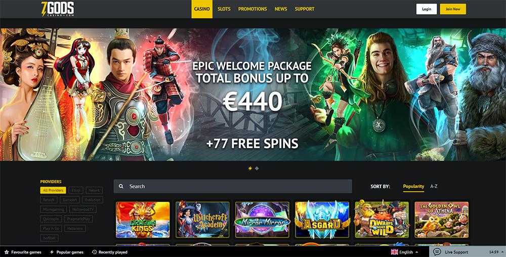 Kiron Casino Software Bonus and Review