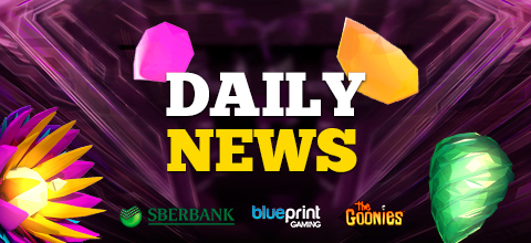 Daily News: ban gambling transactions, The Blueprint Gaming and slot The Goonies and Mega Millions Jackpot in USA