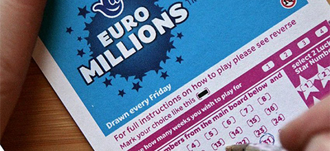 British bettors and EuroMillions Lottery