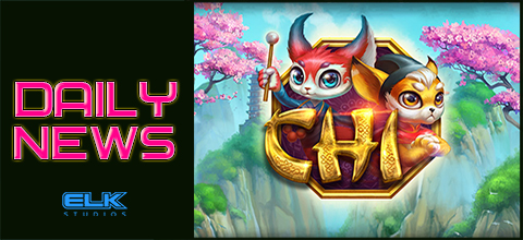 Daily News: Chi - a new slot from ELK Studios
