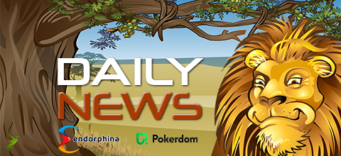 Daily News: jackpot 18.9M in online slot Mega Moolah and new Endorphina slot in Pokerdom