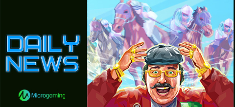 Daily News: Microgaming released a slot about horse racing