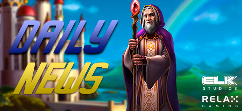 Daily News: new online slots from Relax Gaming and ELK Studios