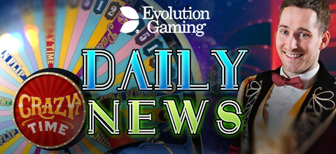 Daily News: new slot at Evolution Gaming and restrictions on deposits in Sweden