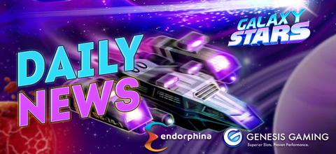Daily News: new slot at Genesis Gaming and Endorphina collaborates with Ously Games