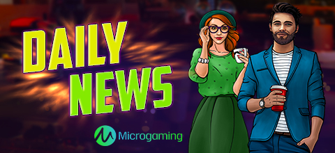 Daily News: New slot from Microgaming made in cooperation with All41 Studios!