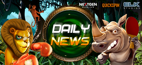 Daily News: new slots from ELK Studio, NextGen and Quickspin