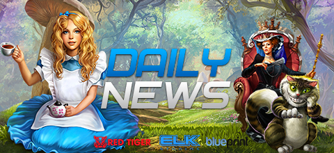 Online casino news - new slots from ELK Studios, Blueprint Gaming and Red Tiger