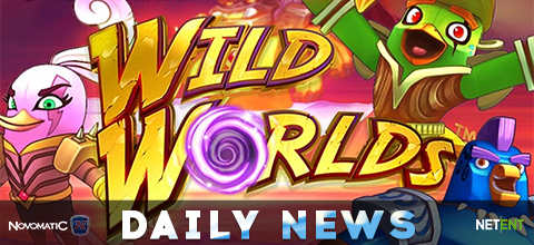Daily News: new slots from NetEnt and Novomatic