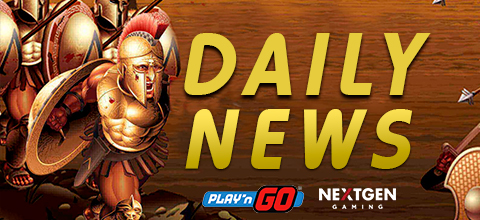 Daily News: new slots from Play'GO and NextGen