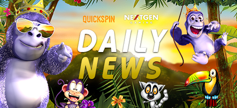 Daily News: new slots from Quickspin and NextGen
