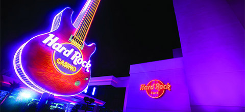 Ocean Resort and Hard Rock casinos are intended to enter the online gambling market