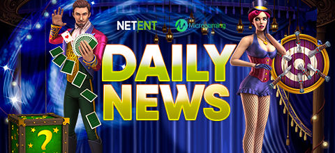 Daily News: new slots from Microgaming and NetEnt
