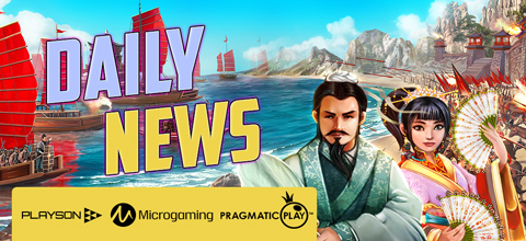 Daily News: Playson launches tournaments and Microgaming adds new games