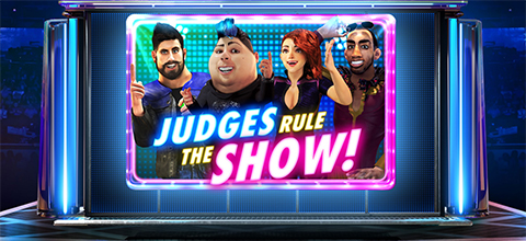 "Red Rake Gaming announced a new slot ""Judges Rule the Show"""
