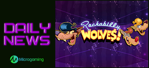 Daily News: Rockabilly Wolves slot from Microgaming