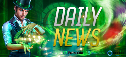 Daily News: three new slots from PokerDom Casino, Tom Horn and Microgaming