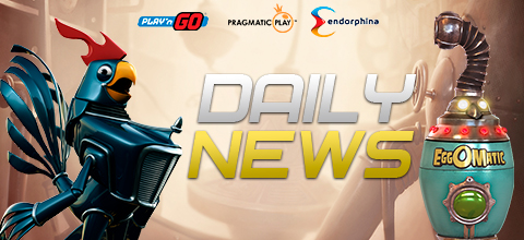 Daily News: three new slots from Pragmatic Play, Endorphina and Play'n GO