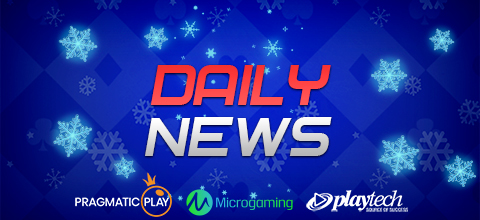 Daily News: three new slots from Pragmatic Play, Microgaming and Playtech