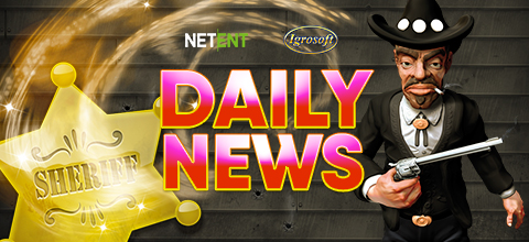Daily News: two new slots from NetEnt and Igrosoft