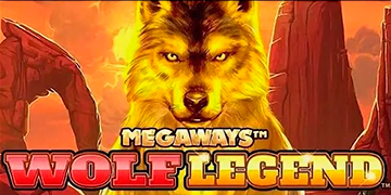 Wolf Legend Megaways