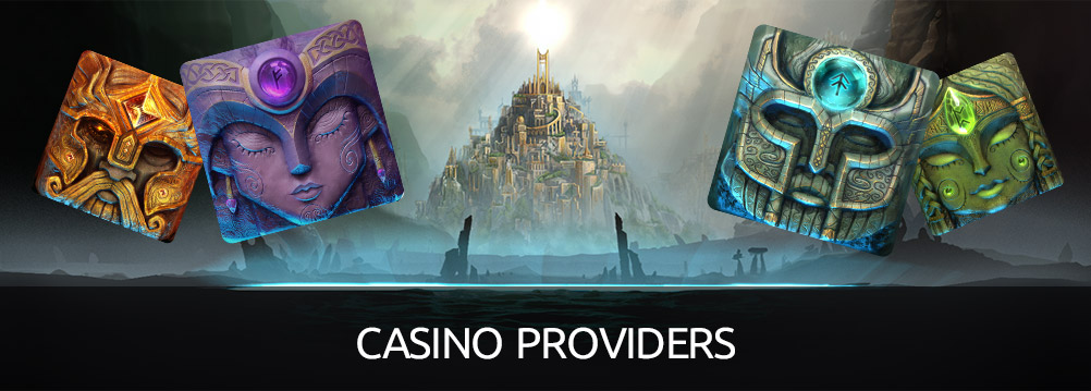 Spy-Casino providers